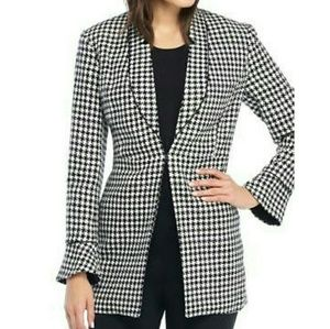 🔥NWT🔥The Limited Sparkle  Houndstooth Jacket